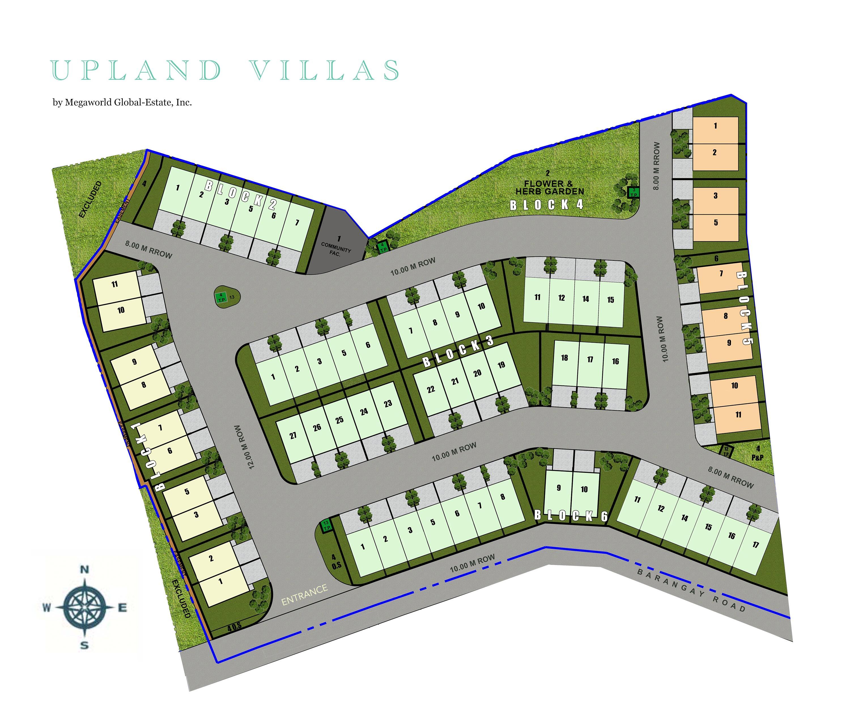 Upland Villas SDP