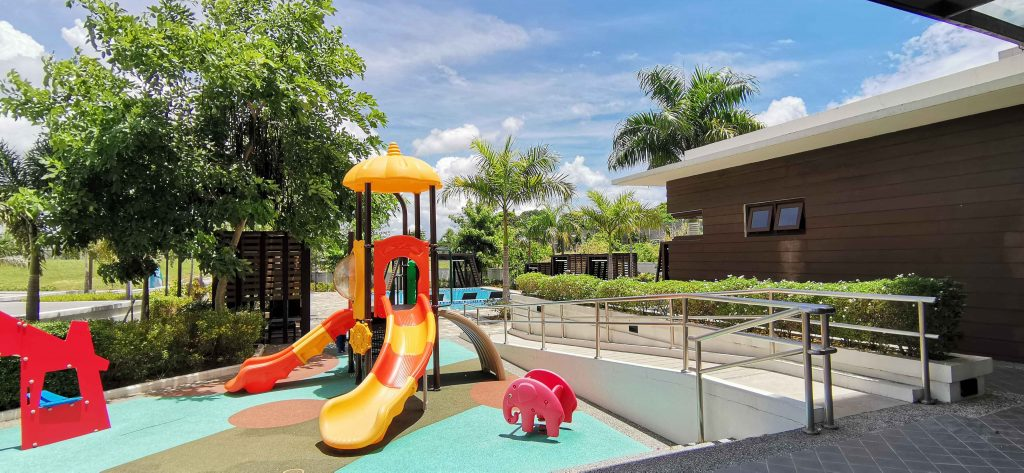 alabang west kiddie area