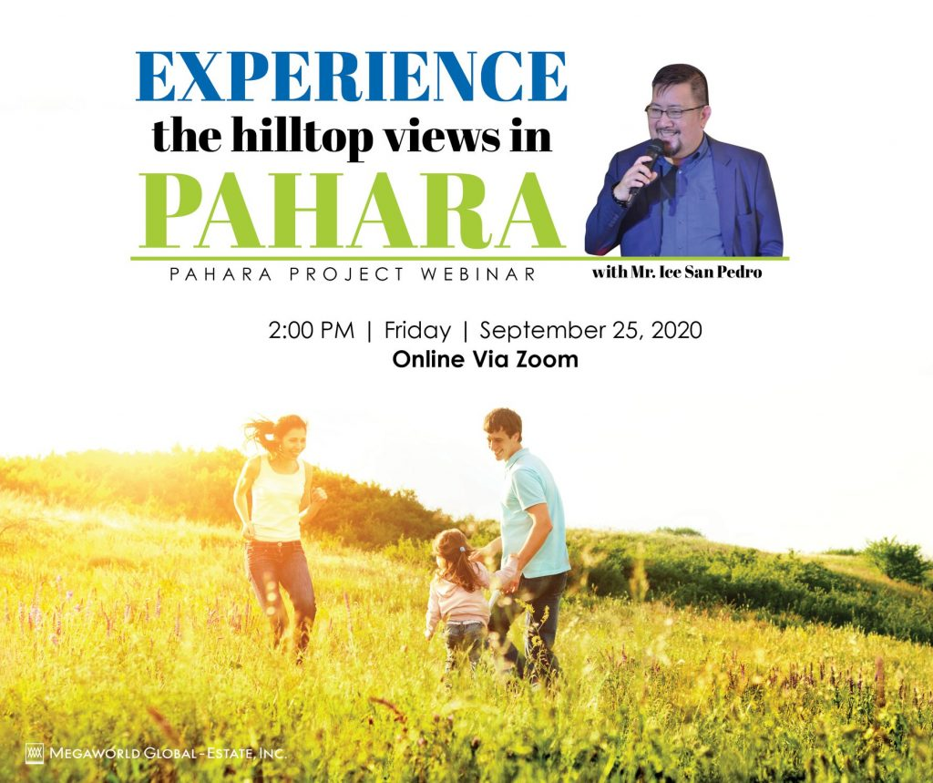 pahara invite