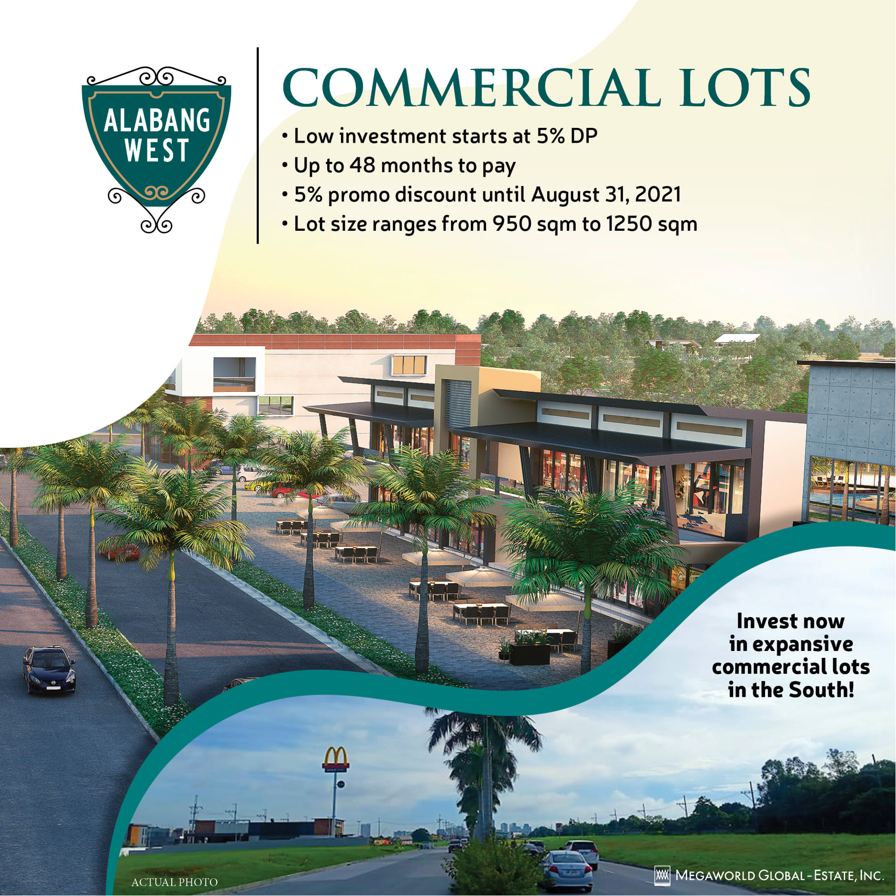 commercial in alabang west